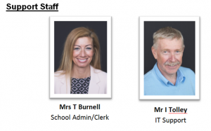 support staff 2018